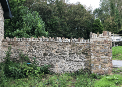 picture of East Okewill outside wall