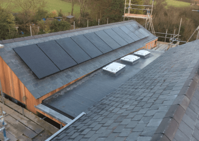 picture of sunnybank roof